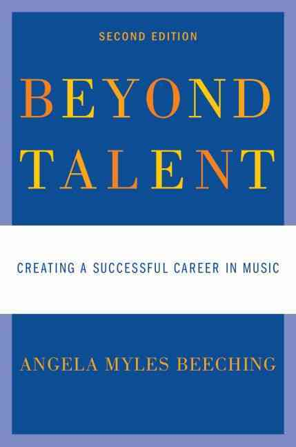 Beyond Talent By Beeching, Angela Myles